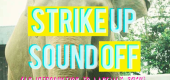 Strike Up Sound Off  (An Introduction To Laneway 2014)