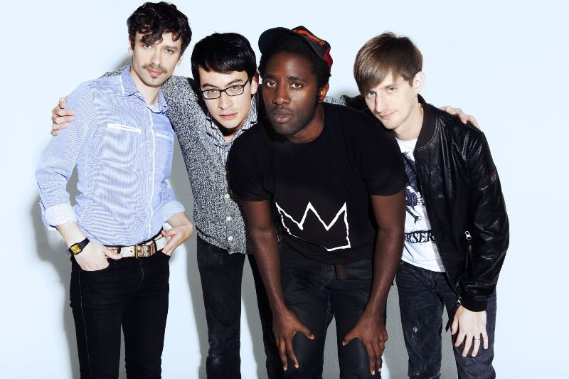 Bet You Didn't Know : Bloc Party