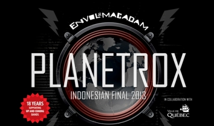 Final Planetrox Indonesia 2013 & We Start Partys