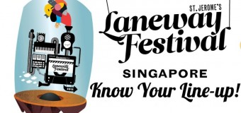 Know Your Line-up : Laneway Festival 2015