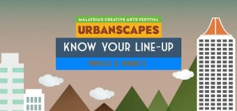 Know Your Line-up : Urbanscapes 2014