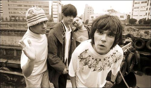 Bet You Didn't Know : The Stone Roses