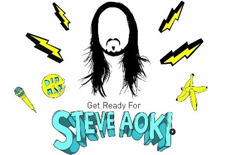 Steve Aoki Returns to Jakarta in February!