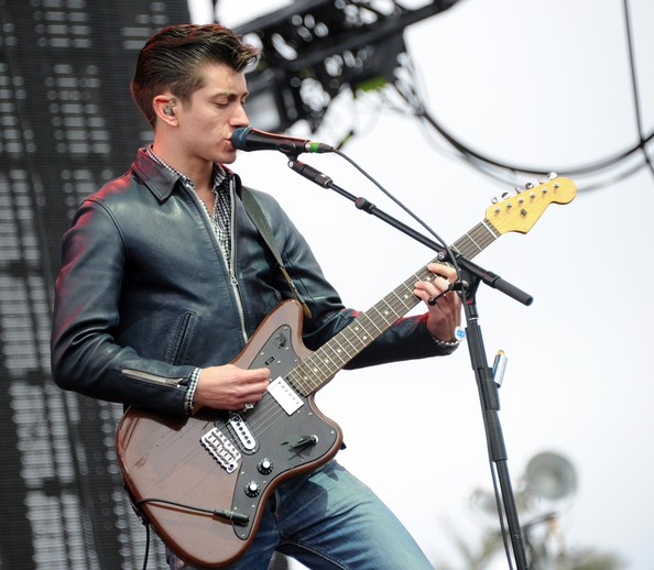 Alex Turner Joins Queens of The Stone Age