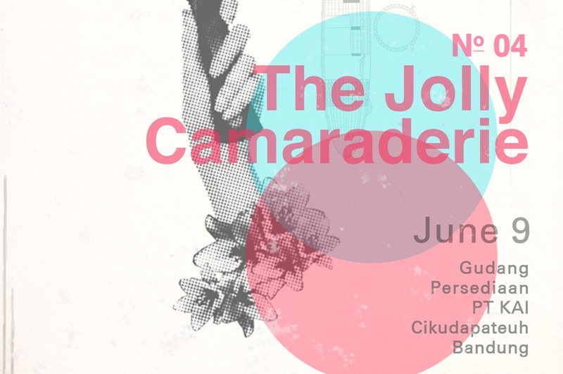 KEUKEN #4: The Jolly Camaraderie