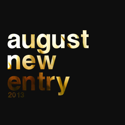 August New Entry