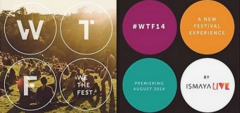 The First Phase Line-Ups of Jakarta's We The Fest 2014