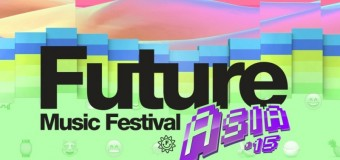 Guidelines : Future Music Festival Asia 2015
