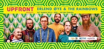 Erlend Øye & The Rainbows live in KL!