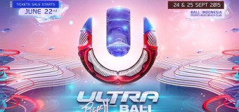 Ultra 2015 : Here We Go Bali!