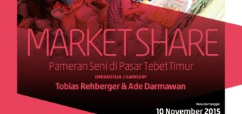 MARKETSHARE : Bringing Art to the Market and the Masses