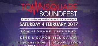 Townsquare Sound fest 2017 – A New Form of Music & Party Experience