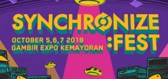 Shooketh to The Coreth : Synchronize Fest!